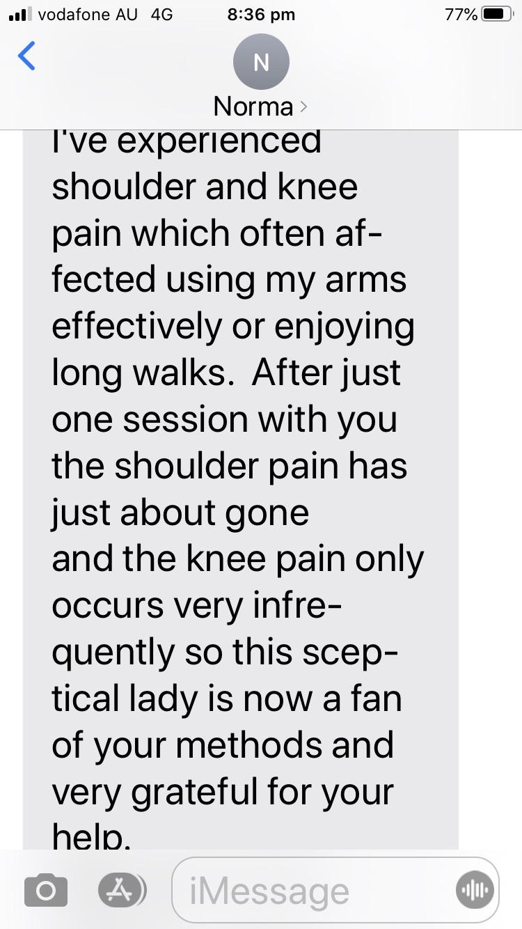 NJM pain